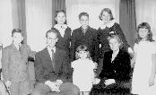 Marlin Family about 1949